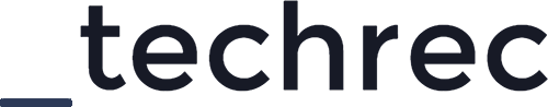 the techrec logo